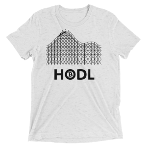 HODL Rollercoaster