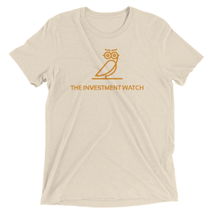 The Investment Watch Tee