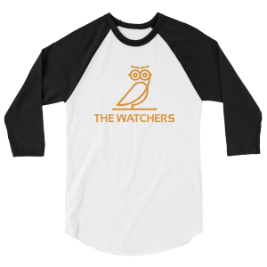 The Watchers Baseball Tee