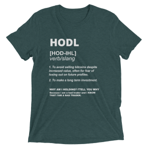 HODL Defined Tee