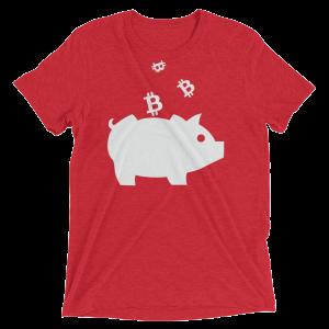 Crypto Piggy Bank