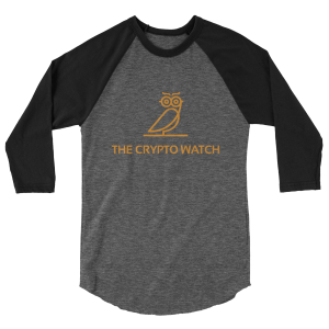 The Crypto Watch Raglan Tee
