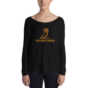 Womens Watchers L/S Tee