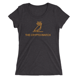 Womens The Crypto Watch Tee