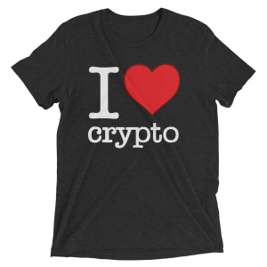 Crypto Love tee