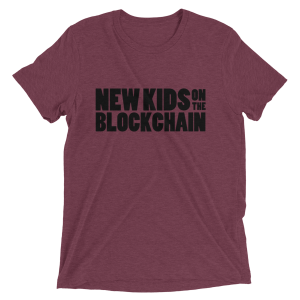 New Kids Crypto Tee