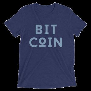 Bitcoin Text Tee