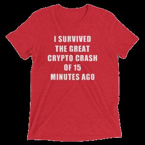Crypto Survivor Tee