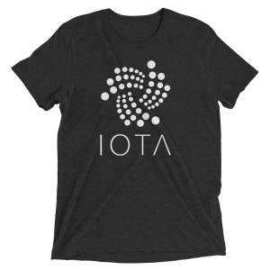 Iota Tangle Logo Tee