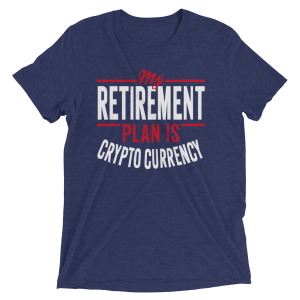Crypto Retirement Tee